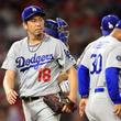 【MLB】前田健太3敗目、ド軍監督は変化球頼りの投球に苦言「アグレッシブでなかった」