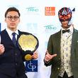 【KRUSH】左右田泰臣「今一番欲しいのはKRUSHのベルト」王者・鈴木勇人「挑戦者のつもりで全力で行く」