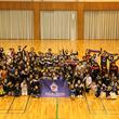 Fリーグ・アグレミーナ浜松、選手とBBQを楽しむファン交流イベント開催