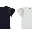 『セーラームーン』ふわっとした袖が可愛いカットソー発売!ネイビー&ホワイトの2色展開