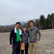 八木将康と秋山真太郎が北海道の大自然に囲まれアイヌ民族楽器ムックリに挑戦
