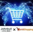 株式会社ジョンブル の「Johnbull online store」、 越境ECサービス「WorldShopping BIZ チェックアウト」導入で 世界125カ国のユーザーが購入可能に