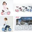 """""""お子さまの初めての乗り物に""""サドル2段階調節可能な 4輪乗用玩具『babrin(バブリン)』登場!"""