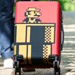 旅行の持ち物を『スーパーマリオ』でコーディネート!カバンやパスポートケース、アイマスクなどが任天堂販売から続々登場です!!
