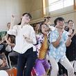 """ムロツヨシらの""""クセ""""が強すぎ! 三吉彩花「ダンスウィズミー」キャラ動画完成"""