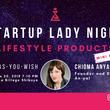 女性起業家トークイベント「STARTUP LADY NIGHT」を6月20日に la billage にて開催します。