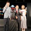 松木安太郎「eスポーツ」を激アツ解説 身振り手振り「大熱演」後にひんやりドリンク