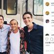 マルフォイ、ロンら「ハリポタ」キャストと久々の再会で笑顔の肩組みショット公開 米ユニバーサル・スタジオで遊ぶ姿も