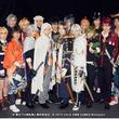 2019年冬,次回作の上演も決定。「舞台『刀剣乱舞』慈伝 日日の葉よ散るらむ」の囲み会見&公式写真を公開