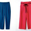 キレイ色パンツ徹底はき比べテスト♡低身長で上手に着こなせないお悩み解決パンツ2選