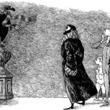 展覧会『エドワード・ゴーリーの優雅な秘密』が練馬区立美術館で開催 原画などの資料約350点を展示