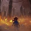 Jake Song氏が手がける新作スマホ向けMMORPG「月光彫刻師」のアートワークが公開