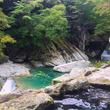 300段の過酷な石段、乗り越えた先の超絶景! ダイナミックな渓流を望む混浴秘湯【栃木県・ 湯守田中屋】