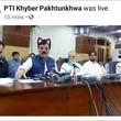 ネコミミ親父の惨事、パキスタン州政府が発表会をFacebookでライブ配信するもネコフィルターがオンに