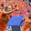 FWミデマーが60得点の大台到達…22歳でオランダ女子代表の歴代最多記録を更新