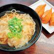 うどんがないので、中華麺を入れてみよう―そして名物に 姫路駅「えきそば」を食べる