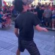 フリースタイルフットボールでNYを沸かせた日本人に称賛の声 「めちゃめちゃカッコイイ」「尊敬する」