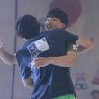 ボルダリングコンペで競技&レッスン満喫 男子は藤井快、女子は15歳・森秋彩が優勝