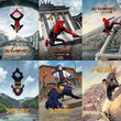 「スパイダーマン」×「ゴールデンカムイ」特別映像公開! まさかのコラボに鶴見中尉も大興奮?