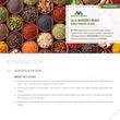 「ハラール製品原材料(Halal Ingredients)の世界市場:タイプ別、用途製品別2025年予測」最新調査リリース