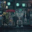 サイバーパンクADV新作『ENCODYA』トレイラー! ジブリ作品や「ブレードランナー」からインスパイア