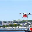 おぉぉ日本でも! 楽天と西友、国内初「離島へのドローン配送サービス」開始 横須賀の猿島で2019年7月開始