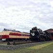 デゴイチと国鉄色キハ183が並んだ…北海道安平町の道の駅で車両公開が始まる