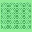リクエストパズル、「0」と「O」を見分けるパズルを作ってみた!