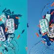 """KENZOを代表するフレグランス『ローパ ケンゾー』と『アクア ケンゾー』から、""""水の世界""""の自由を感じて夏を盛り上げるコレクター エディションが登場。"""