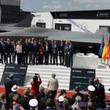 パリ航空ショーでフランス・ドイツ・スペイン共同開発の次世代戦闘機モックアップ公開