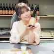 元乃木坂46・川後陽菜が酒造広報部長に就任! 初の共同プロジェクト酒は「くノ一」