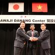 パソナグループとベトナム ダナン市が連携 人材育成や産学連携を行う 『Awaji Da Nang Center』本日開設