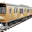 外装も内装も富士山! 富士急行線開業90周年で記念車両運行