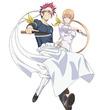 ファン待望のアニメ第4期「食戟のソーマ 神ノ皿」2019年10月放送開始!
