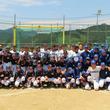 立教大野球部が陸前高田市の中学校野球部を対象に野球教室 東京六大学リーグ戦メンバーも参加