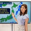 東~北日本 あすにかけて雷雨に注意