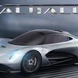 アストンマーティン『ヴァルハラ』、新型ミッドシップHVハイパーカーの車名が決定