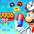 任天堂×LINE×NHN、かんたん操作で3つ揃えてウイルスを退治するゲーム「Dr. Mario World」を7月10日から配信