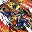 「仮面ライダー 色紙ART4」商品情報が明らかに!「仮面ライダー鎧武 カチドキアームズ」「仮面ライダークウガ アメイジングマイティ」のイラストも公開!