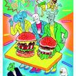 人気沸騰中「どうぶつーズ」の作者・きくちゆうきが歌舞伎町 人間レストランで個展&コラボレストランを2週間限定で開催!