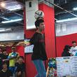 フリースタイルフットボールの関西大会「KANSAI PARK」、うっしーが前回王者を下し初優勝!