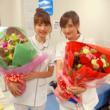 小松彩夏、山崎萌香とのクランクアップ写真公開「可愛いでしょ」