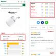【アップデート】レビューのまとめサイト「Review2(レビューレビュー)」に、大手家電量販店サイト2社のレビューが加わり、総レビュー数が約1300~万件にパワーアップしました!
