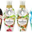 ~汗ばむ季節も、ふわっとエアリーに香る~ 『レノアハピネス』 6月下旬にリニューアル発売! アプリコット&ホワイトフローラルの香り新登場!