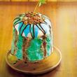 夏に食べたくなる爽快ビジュアル! 「cafe 12」の夏季限定チョコミントがひんやり感をアップ