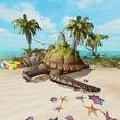 超巨大マルチバトルRPG『リネージュ2 レボリューション』レベルアップ効果絶大!夏イベント限定エリア「レボリューションビーチ」再登場要塞戦大幅改変のアップデートも実施!