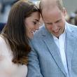不倫報道を一蹴!ウィリアム王子とキャサリン妃、田舎の湖畔で3000円デート