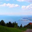 【世界の絶景】オーストリアのプフェンダー山から、ボーデン湖やアルプスのパノラマを楽しむ