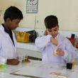 玉井式、インドの有名私立小中高一貫校で理科の実験授業を開始 ~2022年までに全インドで10拠点、100学校導入を目指す~