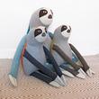 世界の野生動物の保護を目的に、ポルトガルの伝統的な羊毛生地で作られたハンドメイドのぬいぐるみ、7/17(水)に発売開始!